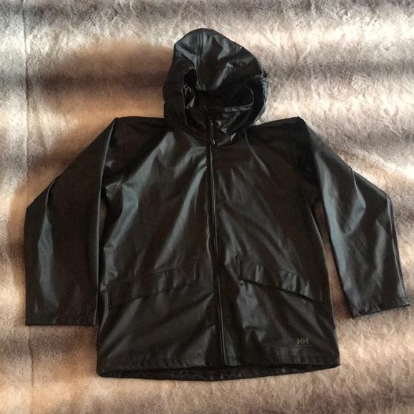 8daf5ae5 Helly Hansen Jackets & Coats | Black Helly Hanson Jr Voss Jacket ...
